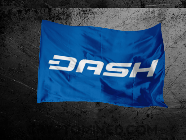 Dash Blue Flag