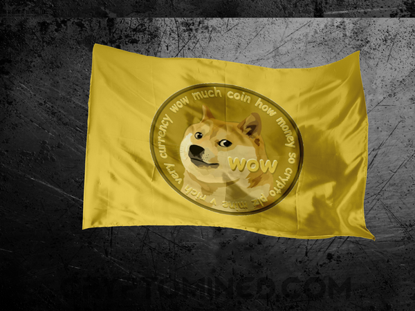 Doge Wow Flag