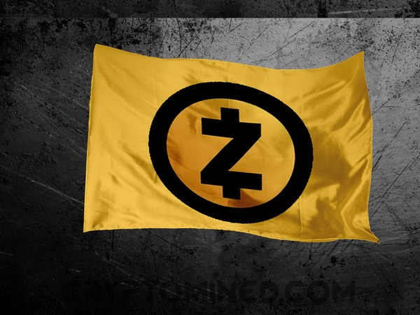 ZCash Yellow Flag