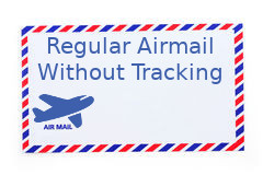 Regular AIrmail Without Tracking