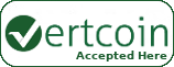 Vertcoin Accepted Here