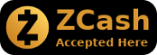 ZCash Accepted Here